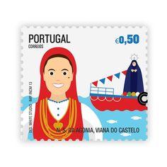 """Festas portuguesas - """"A Festa da Senhora da Agonia de Viana do Castelo, em Agosto, constitui um ex-libris de destaque ."""