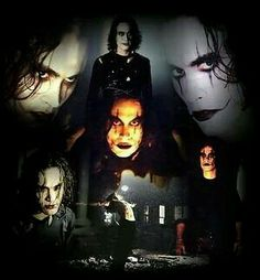 ~Brandon Lee ~As Eric In The Movie  The Crow ~