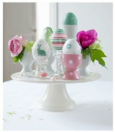 Beautiful Easter Centerpiece