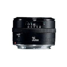 Canon EF 35mm f/2 Wide Angle Lens for Canon SLR Camera