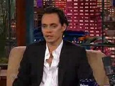 marc Anthony - very funny!!!!!!  @ The Leno Show  by  gigigima