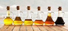 Gli oli che fanno bene alla salute