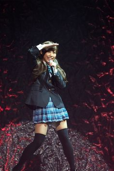 Aina Kusuda performing Nozomi in Live Concert