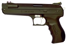 http://www.livens.co.uk/index.asp?selection=detailed&uid=1879&cg=118&mc=1133&cct=&sc=1659 precision air pistol in modern design · craftmanship Made in Germany · recoilless action at an entry level price point · single stroke pneumatic · quiet and smooth · very good balanced · precision two stage trigger  Livens Ltd, 101 High Street, Burton on Trent, Staffordshire. DE14 1LJ