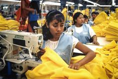Garment industry abuses don't just happen in faraway lands—workers in Los Angeles face rough conditions too.