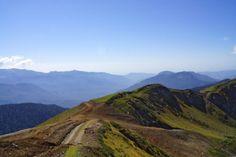 Фотообои голубые горы (nature-00471)