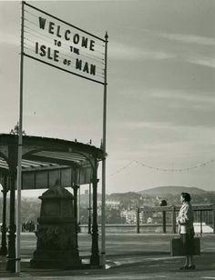 Photo from Ellan Manx on Facebook - 1951