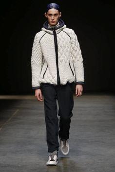 London Menswear A/W 2014  James Long