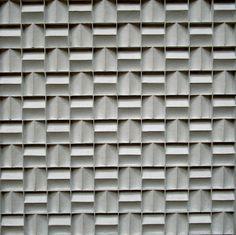 Jan Schoonhoven: Metrical quadrate relief, 1968 | by tvbrt