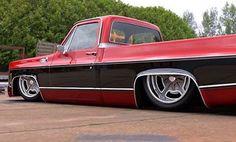 That's a badass truck !! Love those wheels...