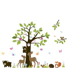 Woodland Animals Clip Art Woodland Clipart Forest