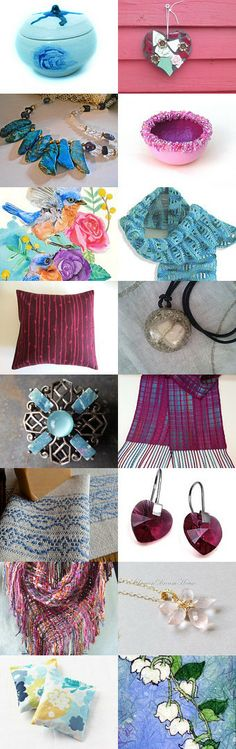 Tuesday Gifts by Ginny on Etsy--Pinned with TreasuryPin.com #Shawltique