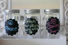 beautiful idea for teaching saving for what we need and giving to those who need