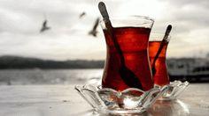 çay, martılar