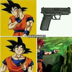 Mi Goku!!!!!!