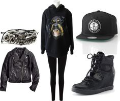 Outfit inspired by: Zico's Style