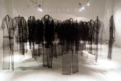 Claudia Casarino fabric artist