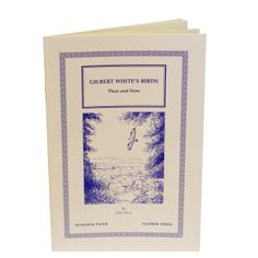 Gilbert White's Birds: Then and Now by John Eyre