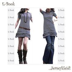 E-Book Jerseykleid - #allerlieblichst!