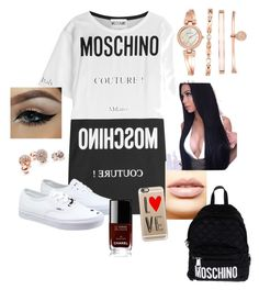 Designer Clothes, Shoes & Bags for Women Anne Klein, Casetify, Moschino, Women's Clothing, Swag, Vans, Chanel, Women's Fashion, Couture