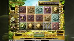 NETENT Gonzo's Quest Slot REVIEW Featuring Big Wins With FREE Coins