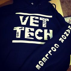 Manor Vet Tech shirts! Check out Manor's program: http://www.manor.edu/academics/degrees/vet-tech.php