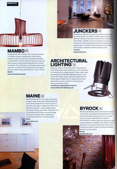 Mambo featured on Icon Eye April 2009 #icon