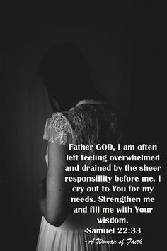 God is my strength and power, And He makes my way perfect. (II Samuel 22:33 NKJV)