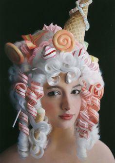 Cotton Candy Costume DIY - Imageck