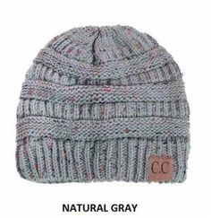 C.C Trendy Warm Chunky Soft Stretch Cable Knit Beanie Knit Beanie, Cable Knit, Knitted Hats, Cap, Knitting, Collection, Women, Baseball Hat, Tricot