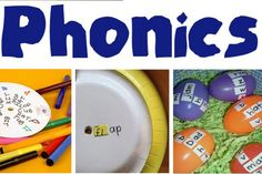 Starting to Read: It's Playtime Fun with Phonics - Kids Activities Blog