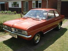 VAUXHALL VIVA for sale | Classic Cars For Sale, UK