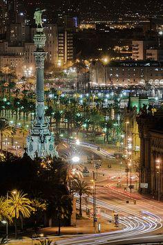 Estatua de Colon, Barcelona | por Cano de Arribas