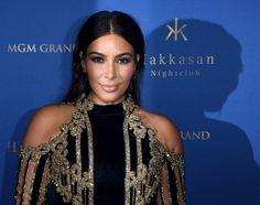 Kim Kardashian Photos - Hakkasan Las Vegas Nightclub Celebrates Third Anniversary with Kim Kardashian West - Zimbio