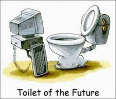 Toilet of The Future