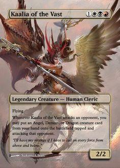 Kaalia of the Vast by Itsfish3 on DeviantArt