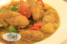 Filipino style Chicken Curry recipe. This is step by step procedure of the famous Chicken Curry.  Many Pinoy love this version and make it all the time. Try it.