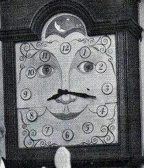 Grandfather Clock from Captain Kangaroo. Do you remember this clock on Captain Kangaroo? Photo Vintage, Look Vintage, Vintage Toys, Antique Toys, Vintage Menu, Vintage Games, Vintage Stuff, My Childhood Memories, Childhood Toys
