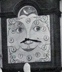 Grandfather Clock from Captain Kangaroo