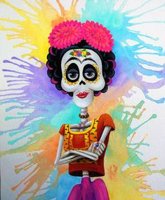 Frida Kahlo by Nevuela on DeviantArt