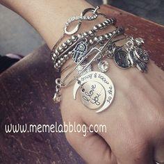 Quando ho dubbi li indosso tutti Nuova collezione bracciali  www.memelabblog.com