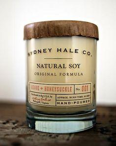 Sydney Hale Company  Agave & Honeysuckle