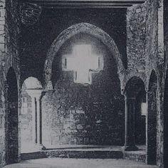 @shinsaku_harada Gand. Château des Comtes de Flandre: Sall du Châtelet d'entrée.