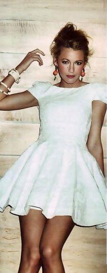 Blake Lively | Love the Dress