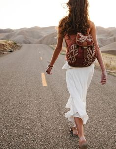 take a walk where there is no destination..the destination becomes the place which where you step