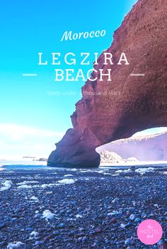 How to get to Legzira Beach from Agadir for just 5 EUR Morocco 02