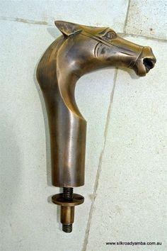 Image result for Brass Walking Stick Hardware