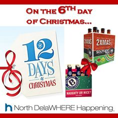 On the 6th Day of Christmas, my happening true love gave to me…. a SIX pack of spicy craft CHEER! Raise those spirits with spiced holiday brewed concoctions that'll knock their socks off and make everyone hoppy. Great for anyone over 21, of course. Two of our east coast brewed 2013 seasonal favorites...     2XMAS by…