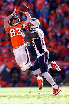 Wes Welker, Denver Broncos-- #ProFootballDenverBroncos