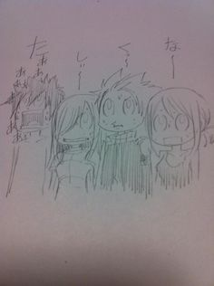 Fairy tail..........…… if your new this happens more then you think